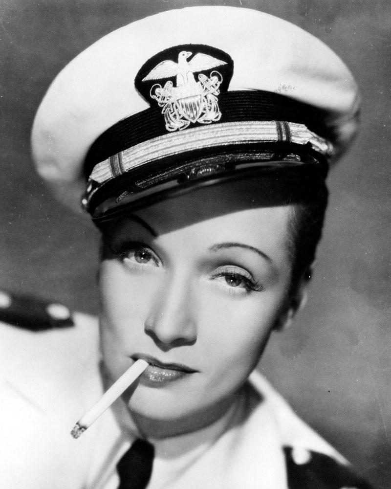 Marlene Dietrich actress