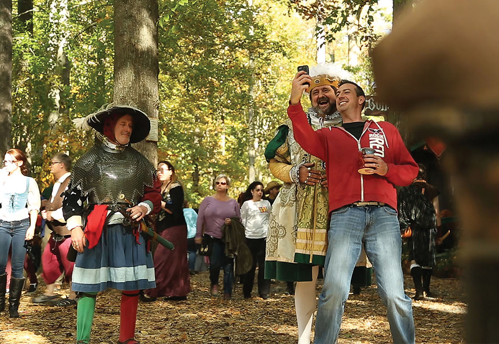 Renaissance Festival Md 2020 Knights Out: The Maryland Renaissance Festival   Metro Weekly