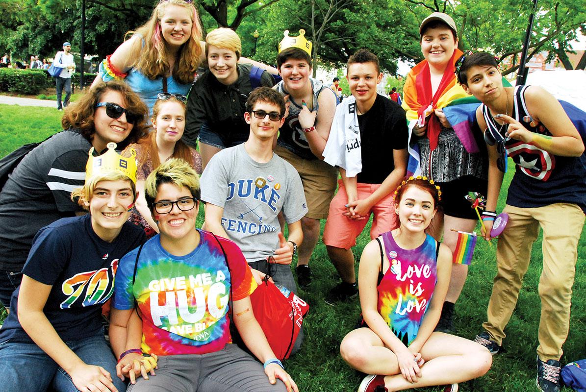 BIG Youth Pride 20th Anniversary at Dupont Circle - WM ...