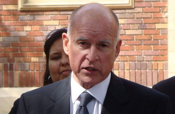 from Melvin jerry brown gay