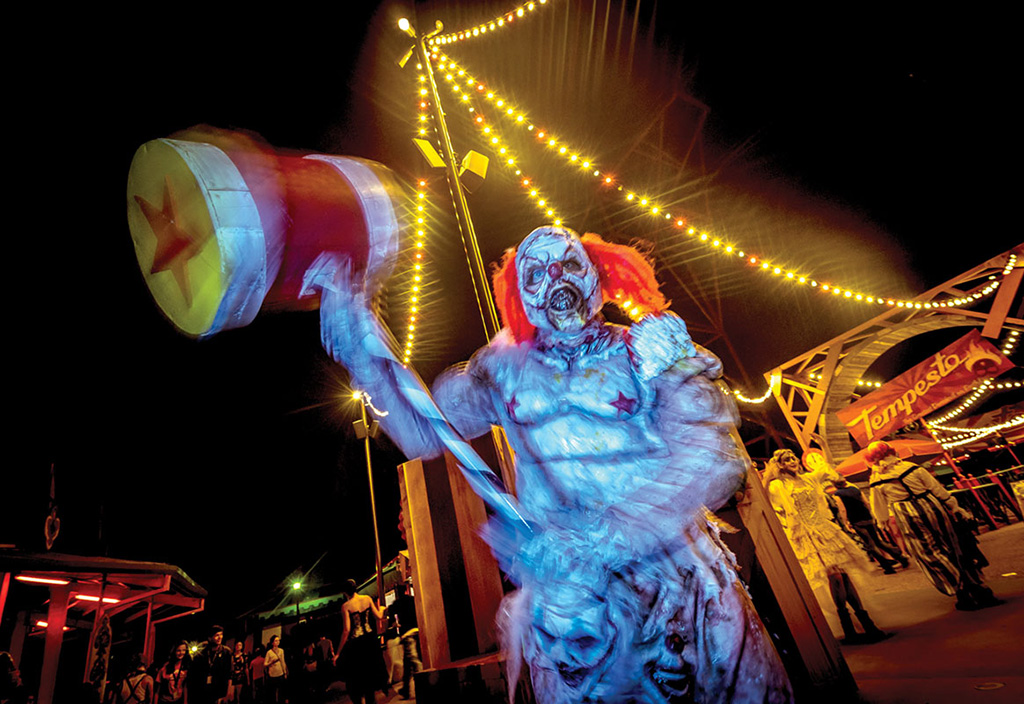 Busch Gardens Ramps Up The Terror On Halloween Weekend Metro Weekly