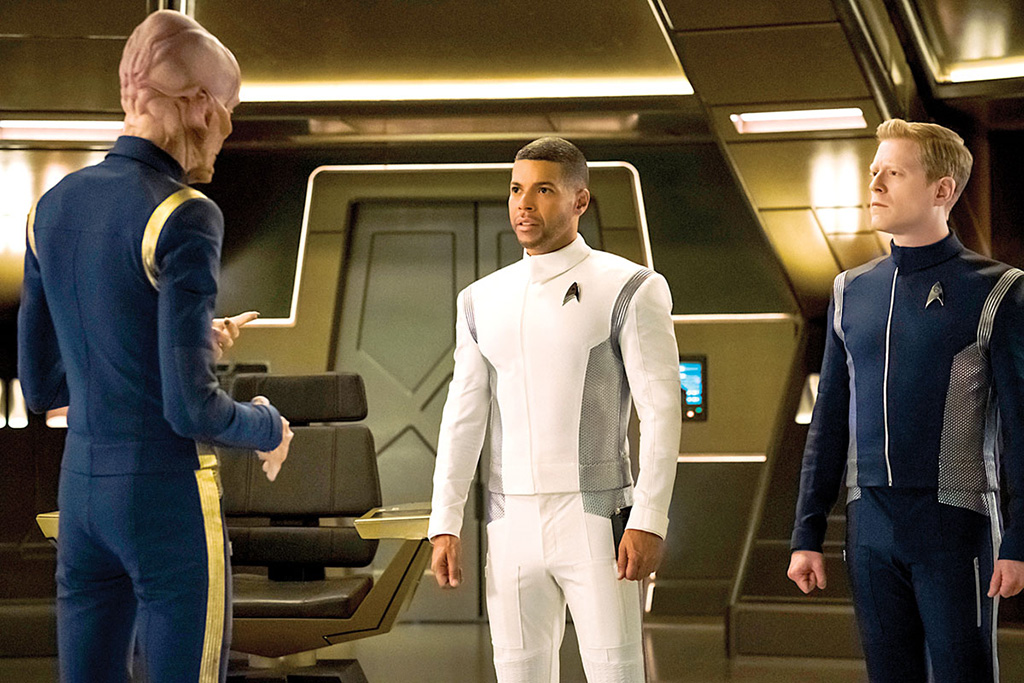 wilson cruz, anthony rapp, star trek, gay news, metro weekly