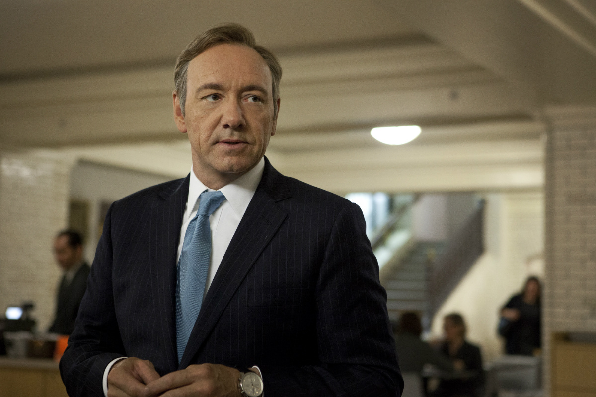 Kevin Spacey Sexual Assault Case Under Review by LA District Attorney