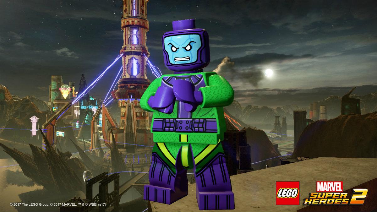 Review: Lego Marvel Super Heroes 2 promises a lot, but fails