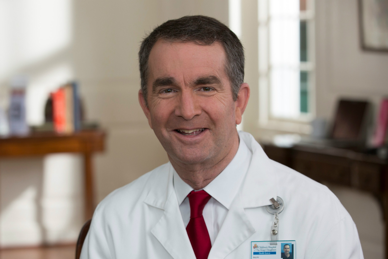 ralph northam makes final appeal to lgbtq voters before