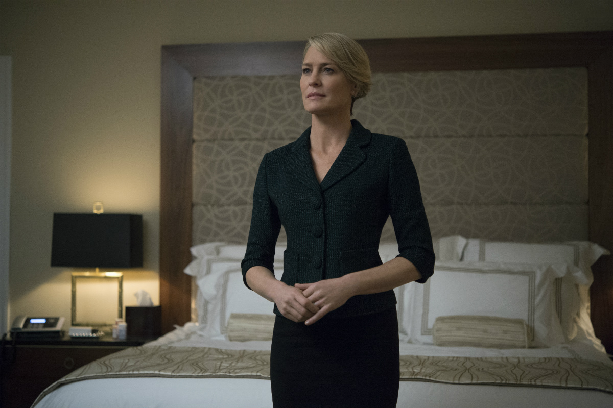 House Of Cards Underwood Home