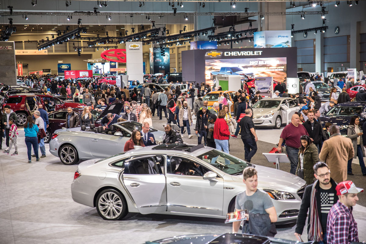 LGBTQ Family Night Returns To The Washington Auto Show Metro Weekly - Washington car show
