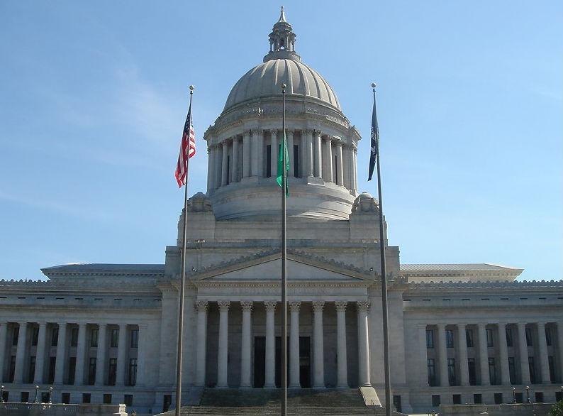 washington state house of representatives passes bill