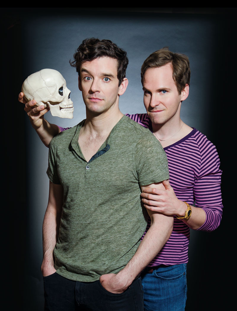 Is michael urie really gay