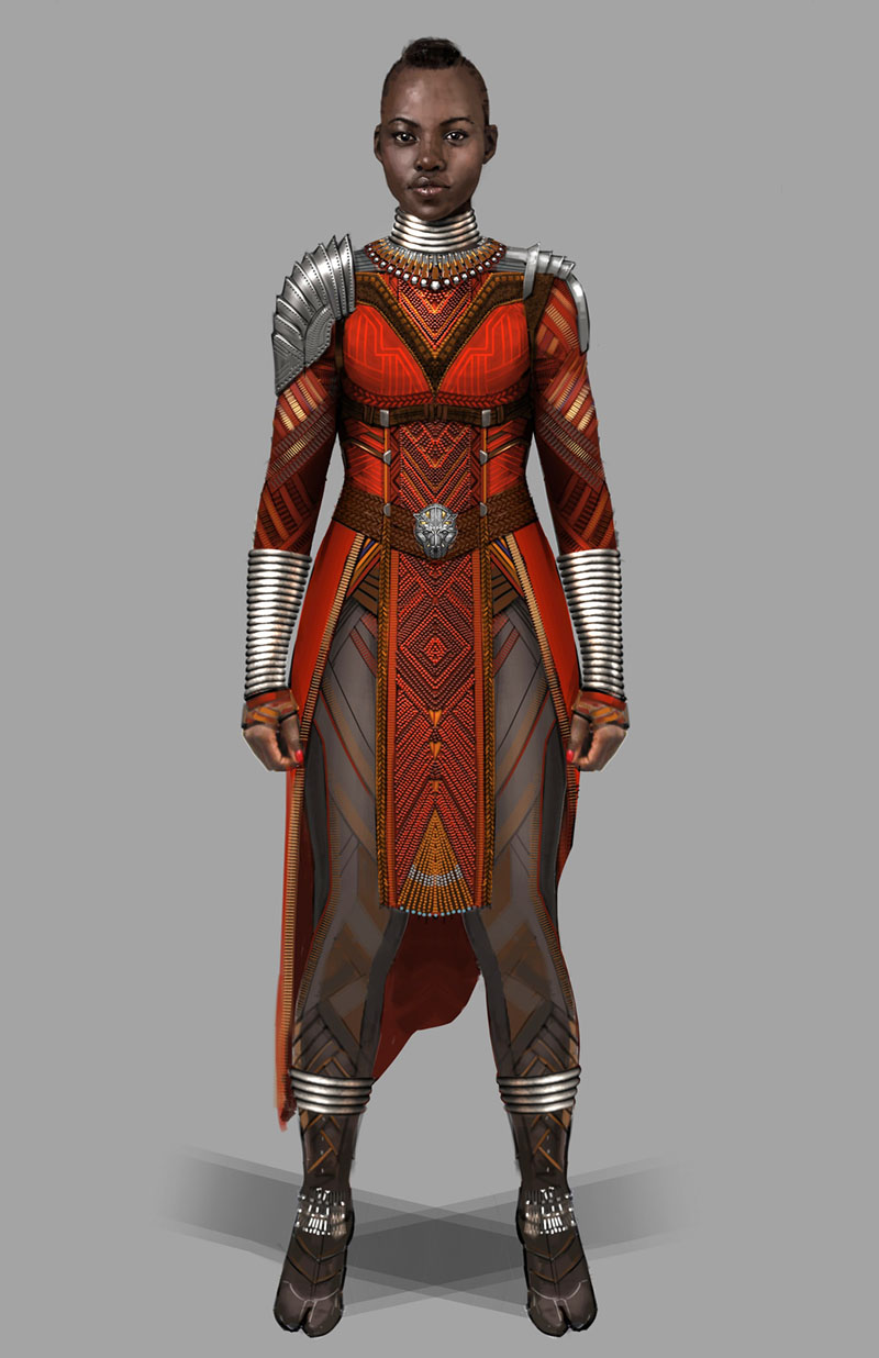 Costume Design Character Analysis : Gallery ruth carter s incredible costume designs for