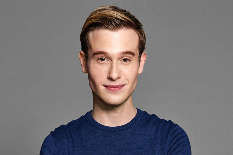 "5f2d9b06b055 Hollywood Medium s Tyler Henry wants to leave every person he meets ""better  than I found them"""