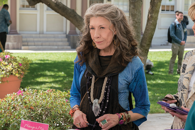 11c2825812 Tomlin as Frankie  Lily Tomlin — Photo courtesy of Netflix