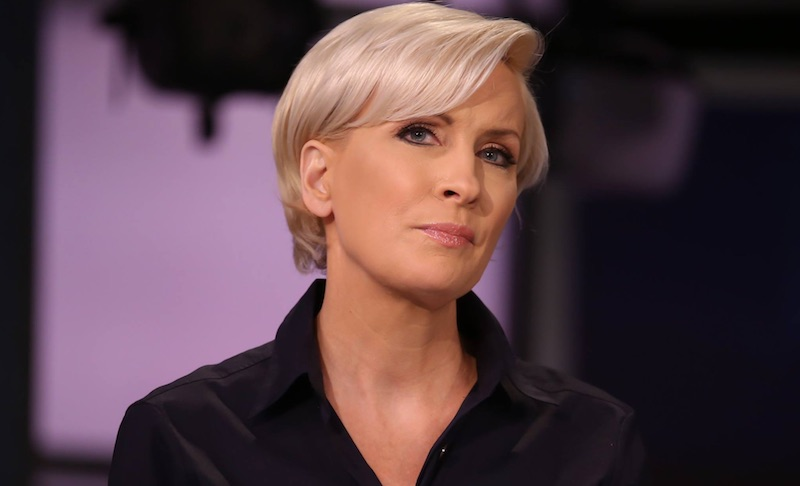 Mika Brzezinski by a different name would be fired