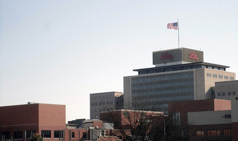 Former employee accuses Eli Lilly and Co  of harassment