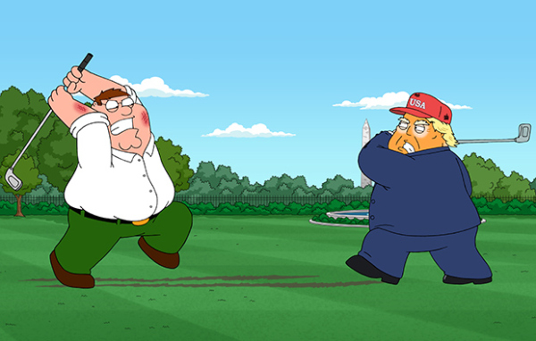 Family Guy has started to 'phase out' gay jokes because they