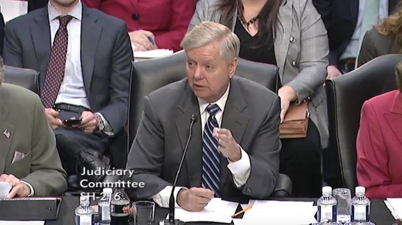 Senate Judiciary Committee pushes through several anti-LGBTQ judges in �monster