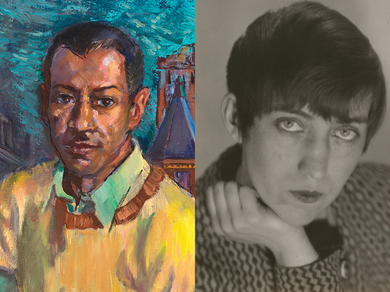 Gallery: Eye to I — Self-Portraits From 1900 to Today