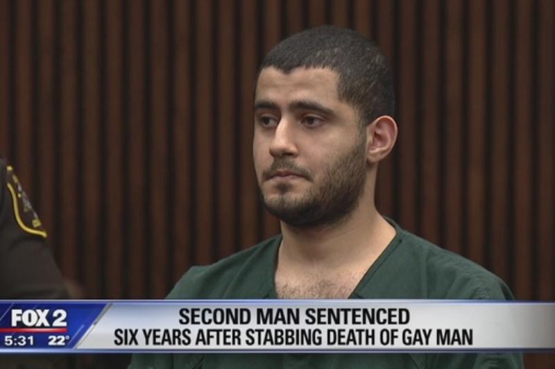 from Niko prison murder gay