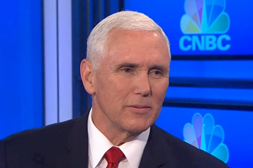 Mike Pence hits back at Pete Buttigieg after criticism: 'He knows better'
