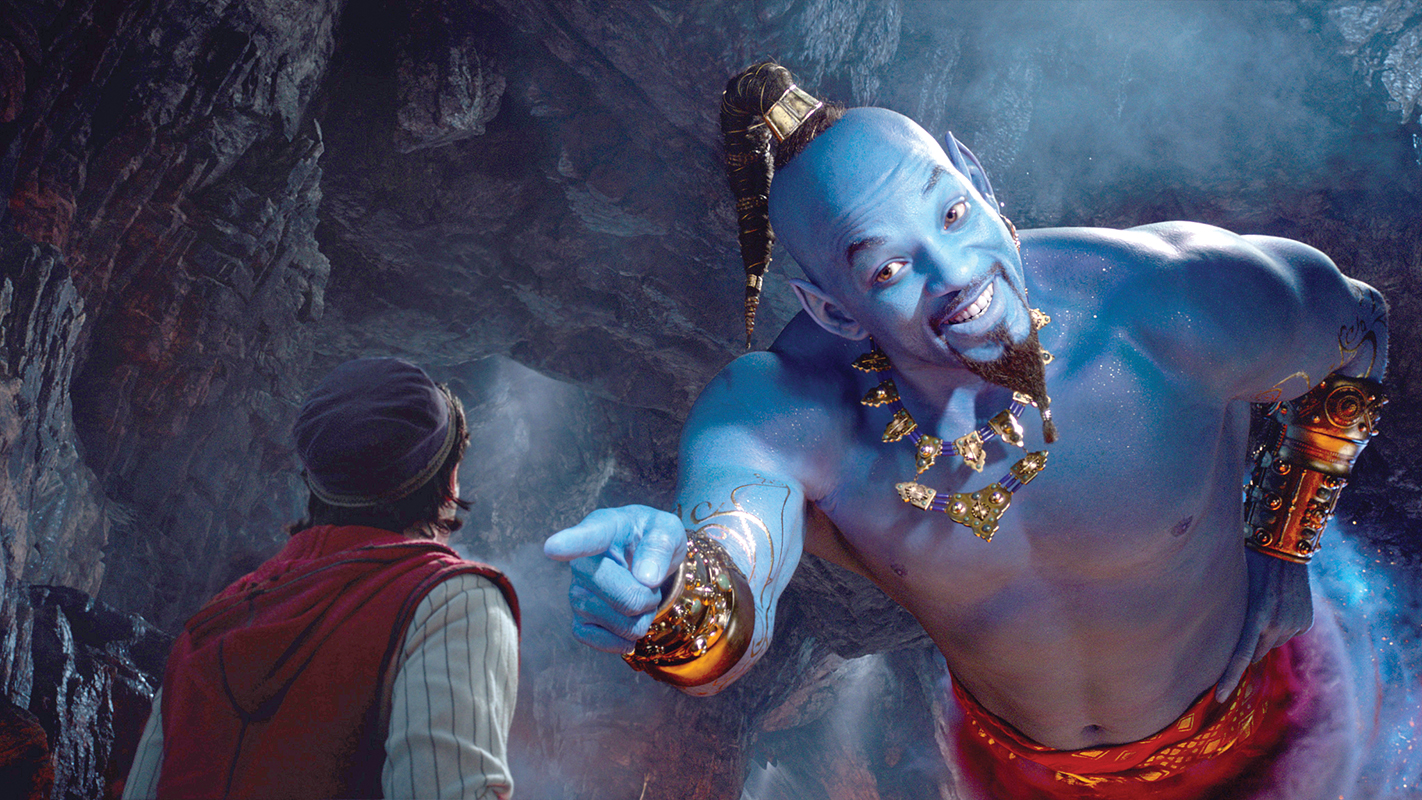 'Aladdin' Review: You'll want to wish it away