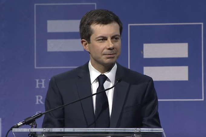 "Republican claims Pete Buttigieg would die in office because of HIV and homosexual ""perversion"""