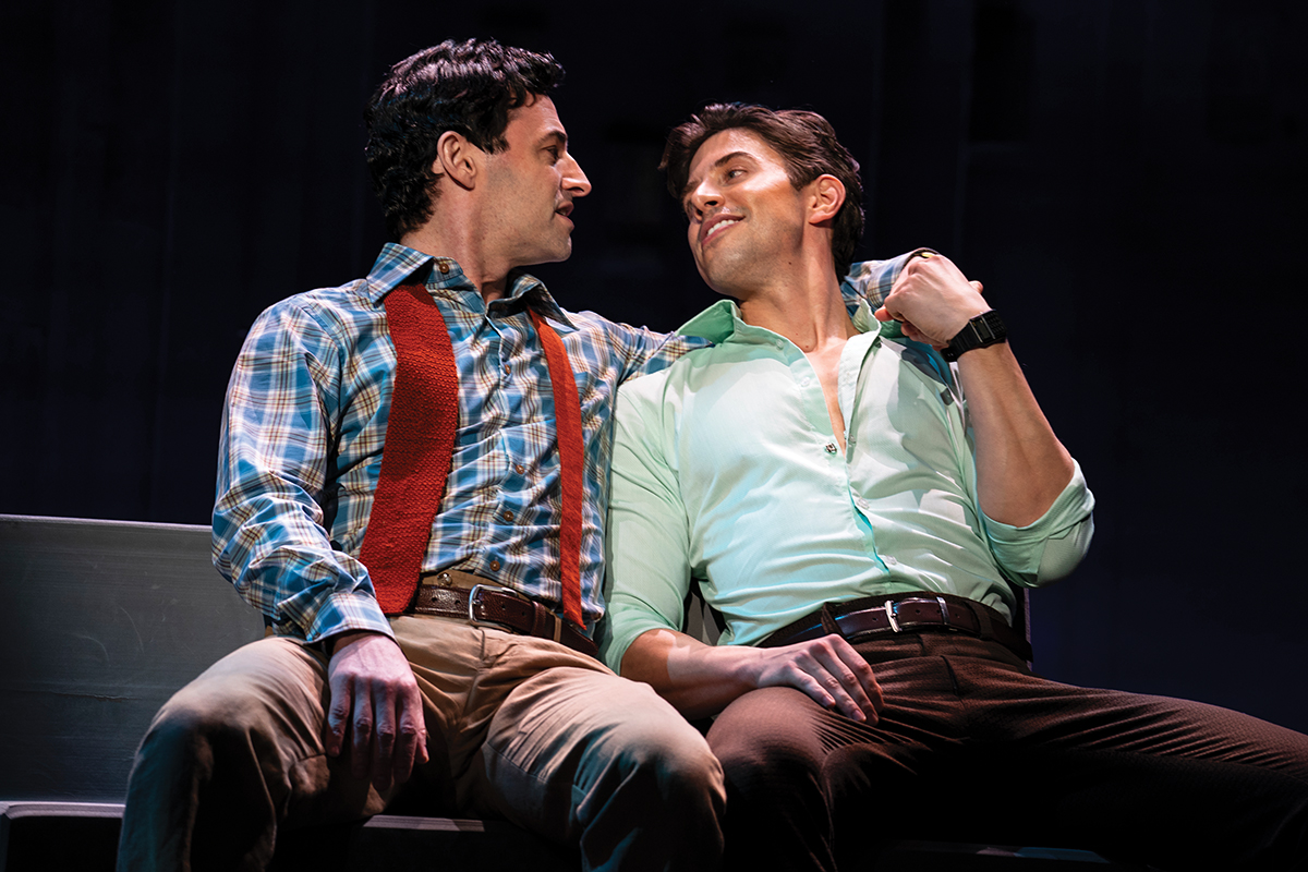 DC Theater Review: 'Falsettos' at the Kennedy Center
