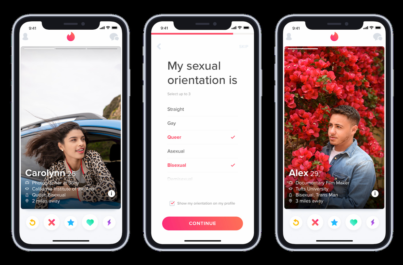 Tinder is launching a travel alert for LGBTQ users in hostile countries