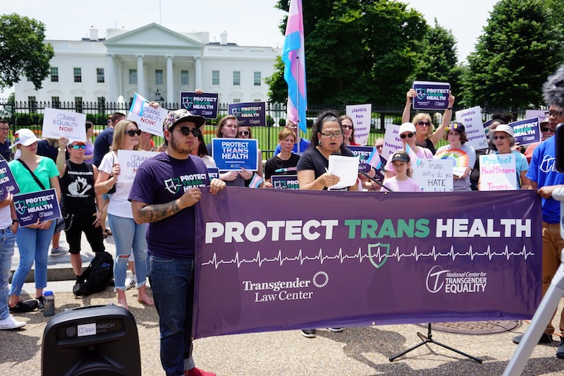 Federal judge overturns transgender protections in Affordable Care Act