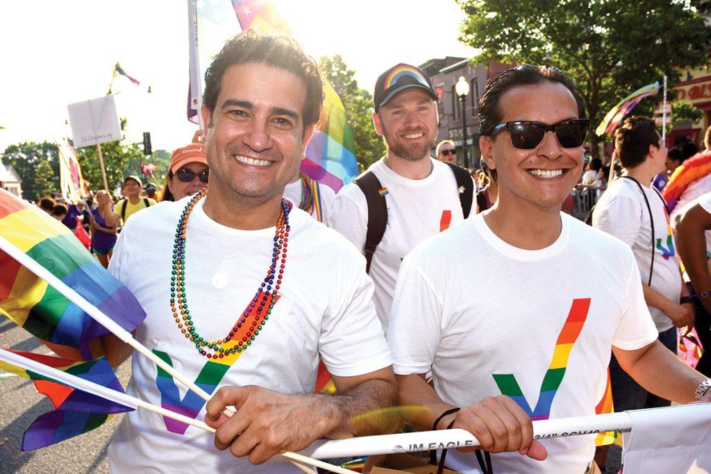 capital pride, parade, festival