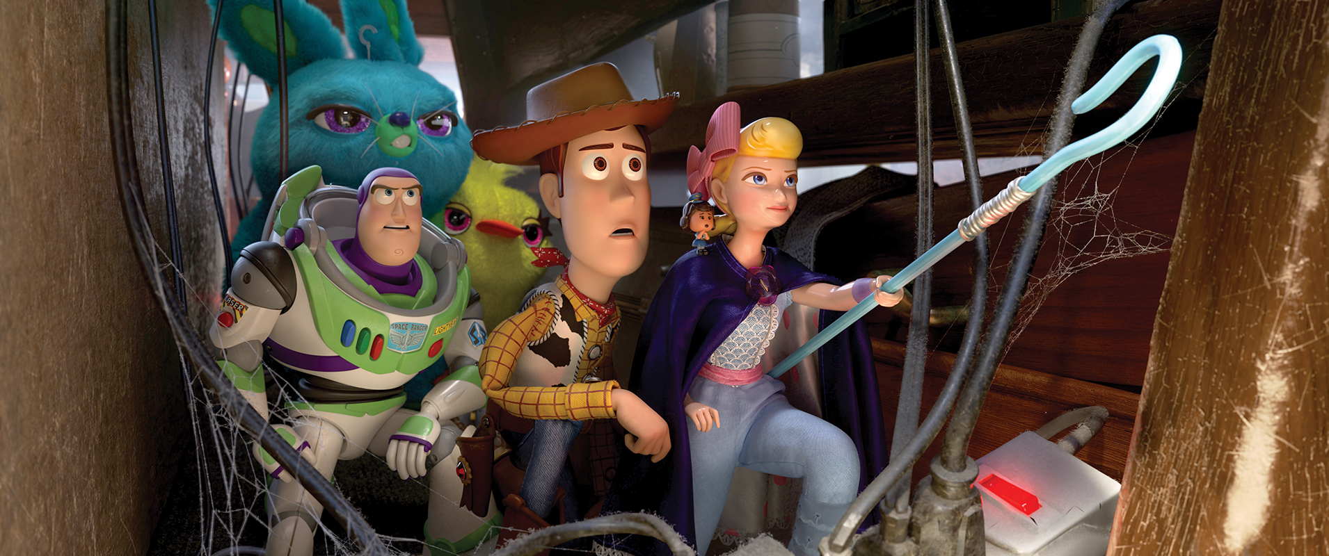Toy Story 4 Review: Existential Excellence