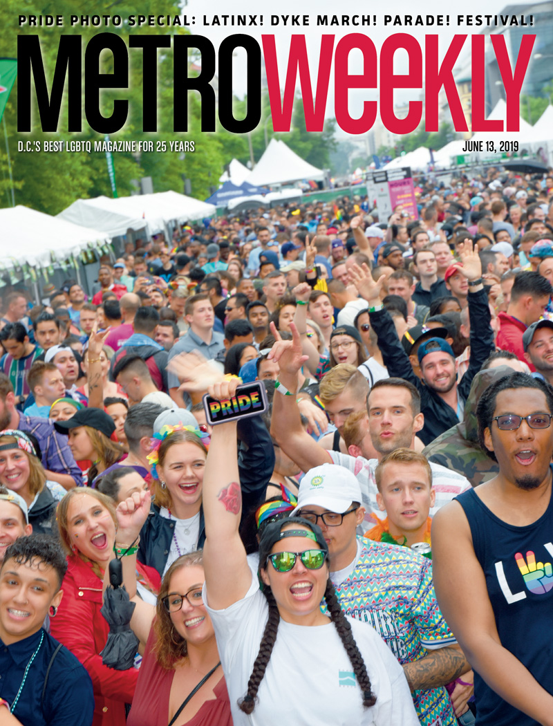 from Kameron metro gay magazine