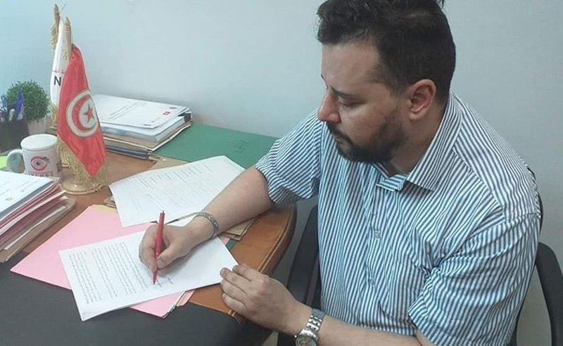 Openly gay man, LGBTQ activist, is running for President of Tunisia