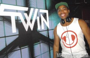 DJ TWiN -- Photo: Ward Morrison