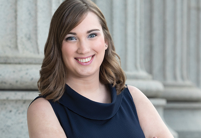 Sarah McBride earns Victory Fund endorsement in State Senate ...