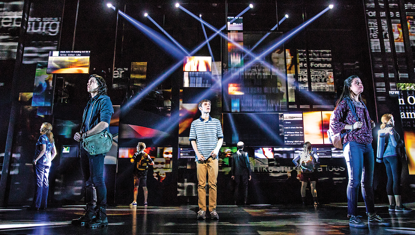 DC Theater Review: 'Dear Evan Hansen' at the Kennedy Center