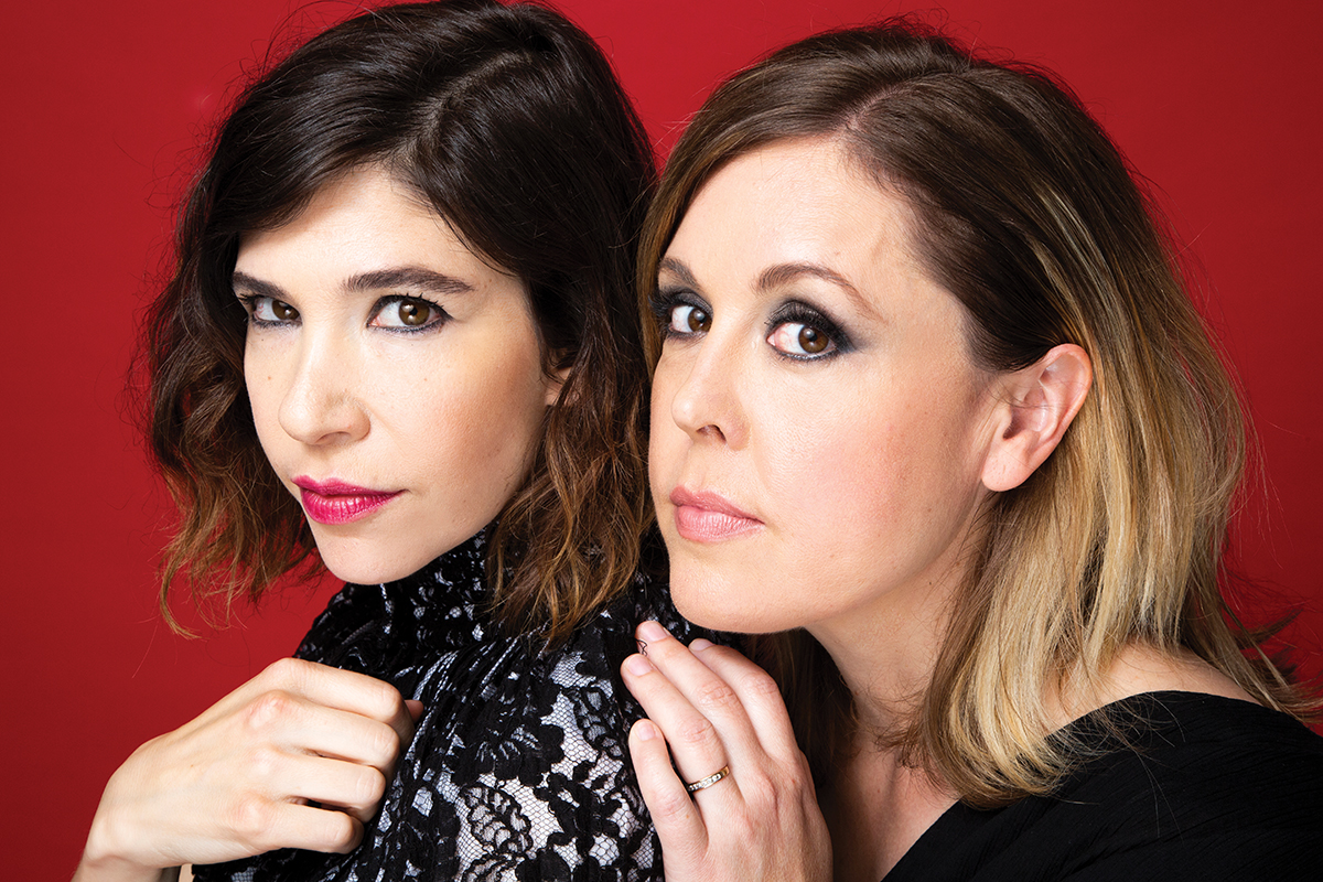 Music Review: Sleater-Kinney's The Center Won't Hold