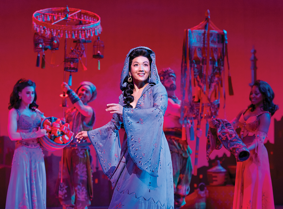 The Costumes Of Aladdin An Interview With Designer Gregg