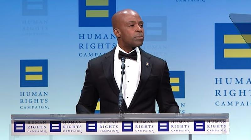 Alphonso David, HRC, gay news, metro weekly