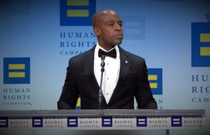 Alphonso David, HRC, gay news, metro weekly