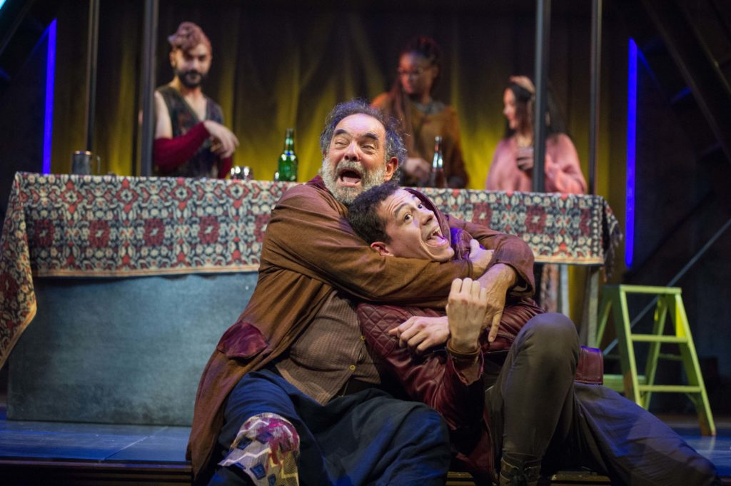 DC Theater Review: '1 Henry IV' at Folger Theatre