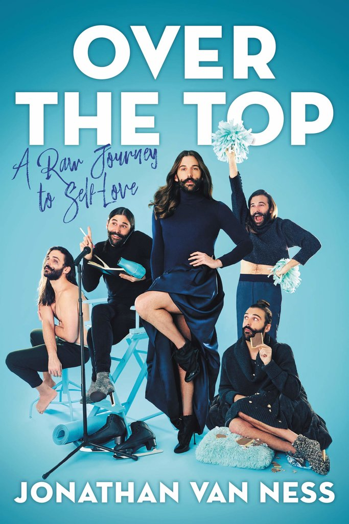 Jonathan Van Ness' memoir, Over the Top