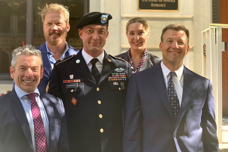 LGBTQ advocates urge federal court to prevent discharge of HIV-positive service members