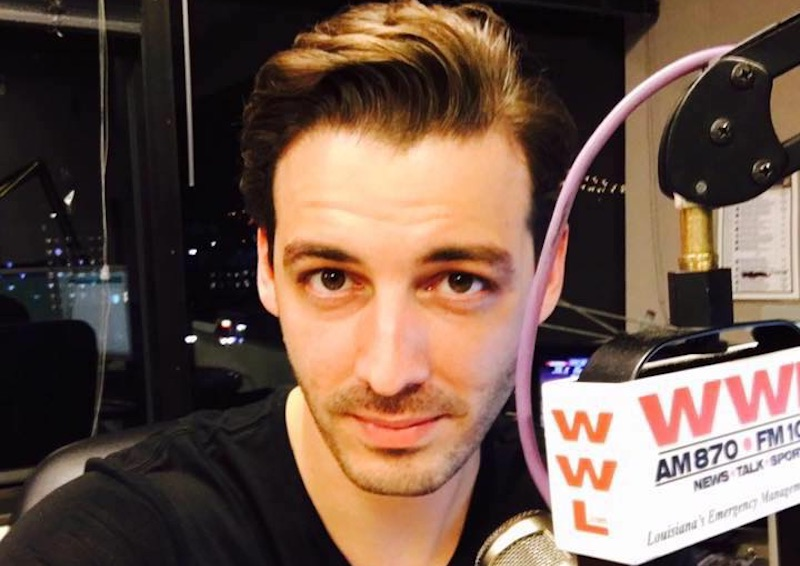 New Orleans radio station tweets anti-gay slur about its own employee