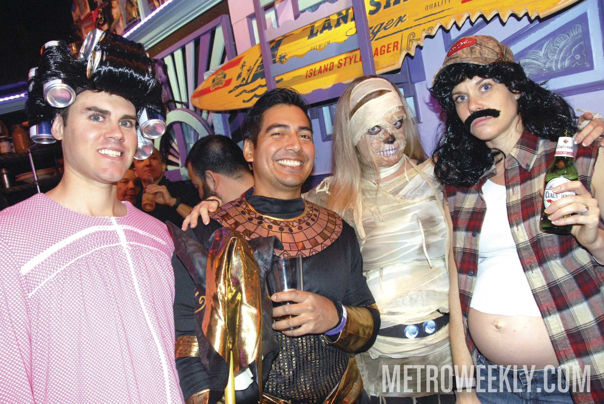 halloween, dc, gay news, metro weekly