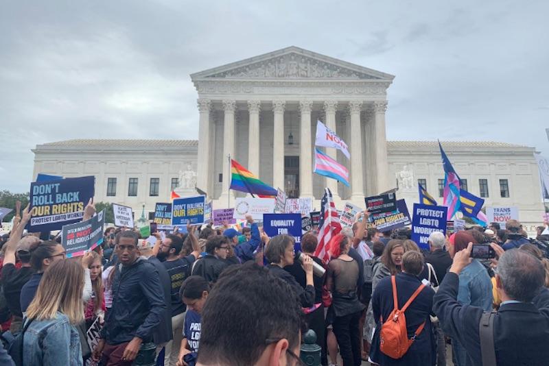 supreme court, lgbtq, discrimination, civil rights act