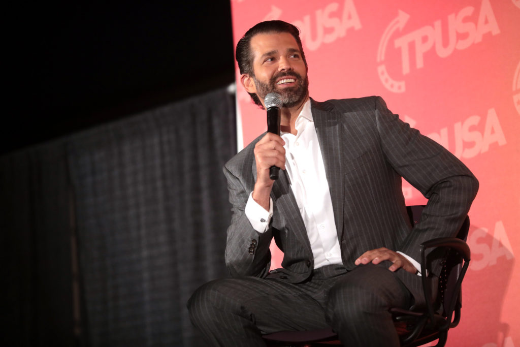 The Feed: Don Jr. supports gender-neutral bathrooms – Whitney Houston's alleged bisexuality – Gender reveal stunt ends in plane crash