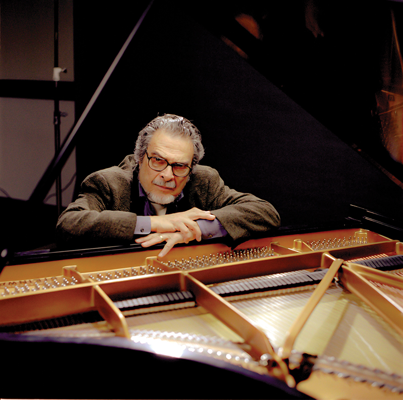 Spotlight: Leon Fleisher with the Maryland Lyric Opera Orchestra