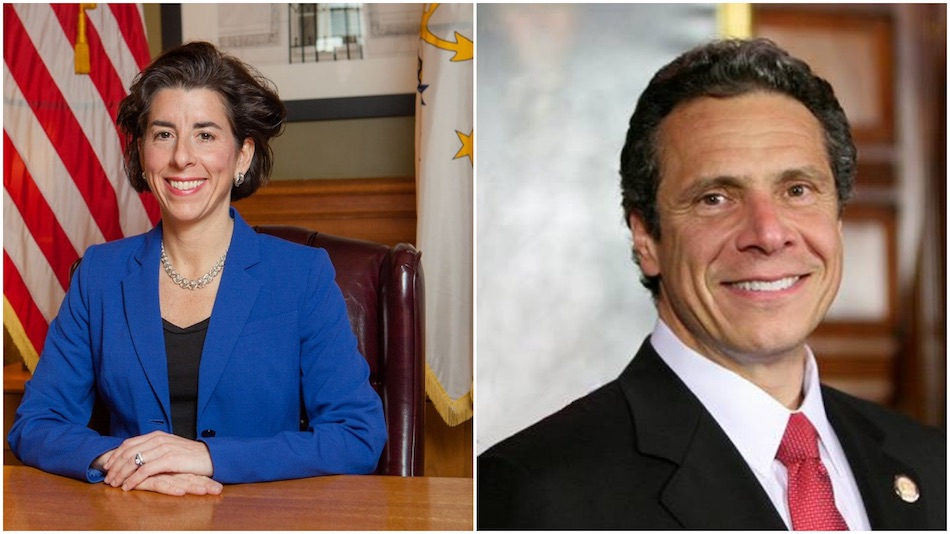 Rhode Island, New York governors sign bills to help discharged gay veterans access benefits