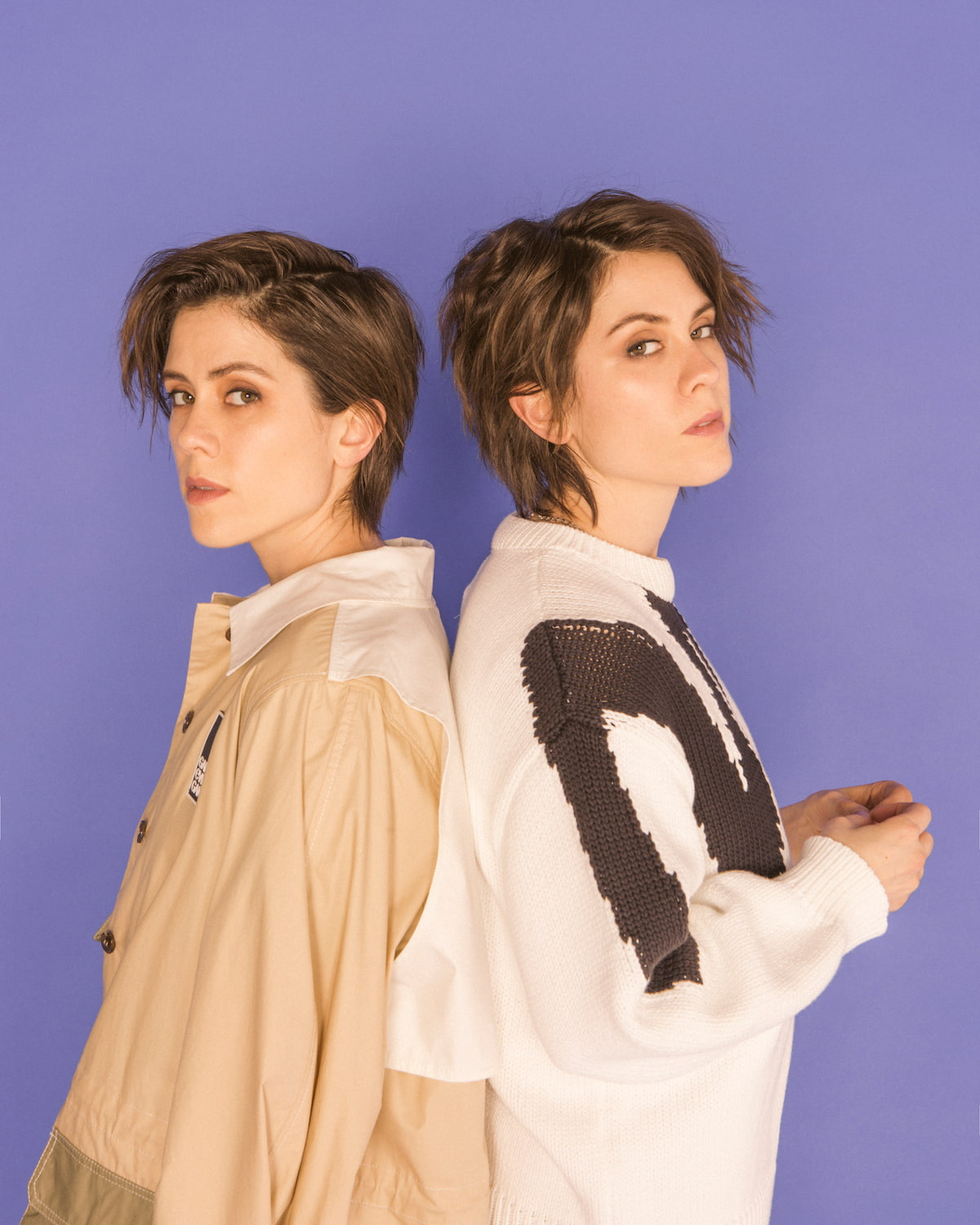 tegan and sara, gay news, metro weekly