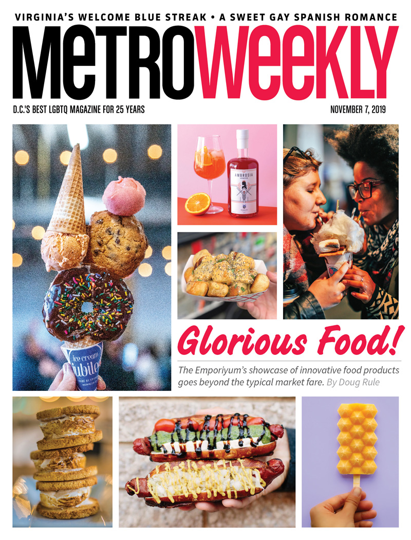 Metro Weekly | Gay / LGBT News cover image